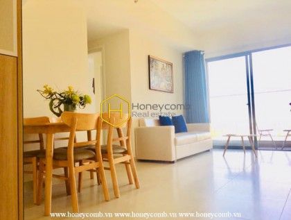Graceful 2 bedrooms apartment with full feature in Masteri Thao Dien for rent