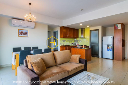 Do not look past this highly elegant style apartment in Masteri Thao Dien