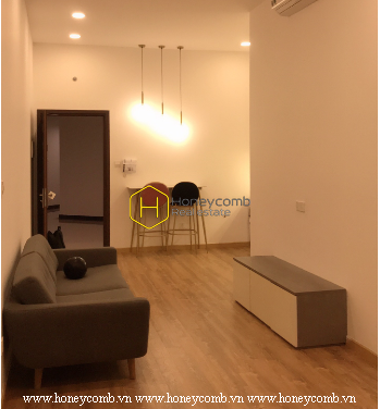 A loyal living style inside the twinkling apartment for rent in The Sun Avenue is available now!