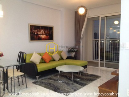 Good price 3 beds apartment in Tropic Garden for rent