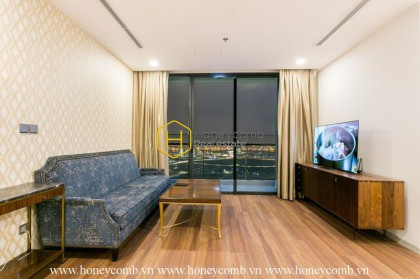 This 3 bedroom-apartment owned the supremely perfect design and reasonable price at Vinhomes Golden River
