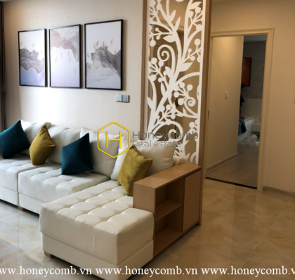 A fully funished and decent Vinhomes Golden River apartment in your hands!