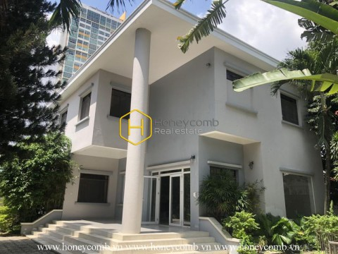 What a pity as missing this chic and captivating Villa at An Phu, District 2