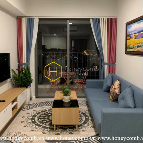 Graceful 2 bedrooms apartment in Masteri An Phu for lease