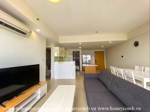 HOT!! a SPACIOUS - AIRY - BRIGHT apartment in Masteri Thao Dien is for rent
