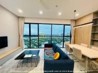Hãy chiêm ngưỡng vẻ hào nhoáng và sang trọng hiện hữu trong căn hộ The Ascent này