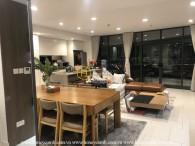 Thiết kế căn hộ đẹp 2 phòng ngủ tại City Garden cho thuê