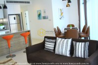 City garden 2 bedroom apartment with brand new for rent