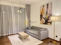 Chiêm ngưỡng vẻ đẹp ngôi nhà trong mơ của bạn: căn căn hộ D'Edge tuyệt đẹp với nội thất theo phong cách thành thị