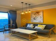Căn hộ cao cấp 3 phòng ngủ tại Masteri Thảo Điền cho thuê