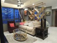 Thật tuyệt vời! Căn hộ Duplex 4 phòng ngủ siệu đẹp cho thuê tại Masteri Thảo Điền