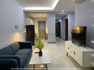 This amazing Thao Dien Pearl apartment with modern amenities is for rent at affordable price