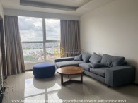 With this Thao Dien Pearl apartment for rent: home is not a place to live, it's a friend to share our moments