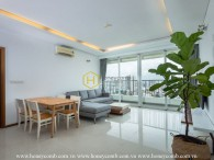 An appealing apartment with Western inspiration in Thao Dien Pearl