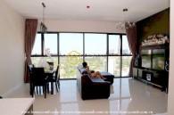 Căn hộ lý tưởng với 3 phòng ngủ cho thuê tại The Ascent Thảo Điền