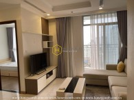 An apartment helps to shine your space in Vinhomes Central Park
