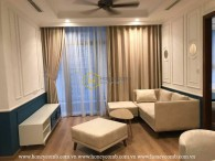 Greatly comfortable in this excellent apartment at Vinhomes Central Park