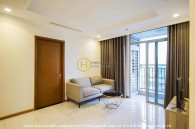 Brand new and high-end amenities apartment for rent in Vinhomes Central Park