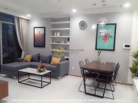 A wonderful apartment located in a marvellous residential area in Vinhomes Central Park