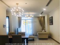 Affordable apartment for rent in Vinhomes Central Park