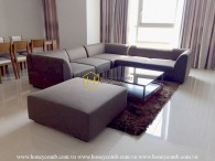 Great living space for every VIP residents in Xi Riverview Palace apartment