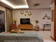Fantastic 3 beds apartment for rent in Xi Riverview Palace