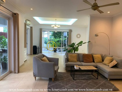 Quickly grab the chance to live in a District 2 villa with the lavish Western style