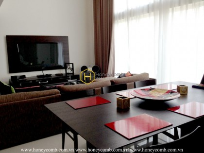 Fully furnished penthouse for rent in the Estella