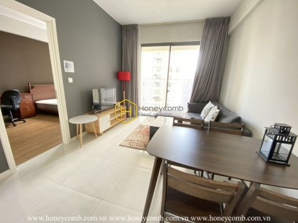 What a desirable 1 bedroom-apartment in Masteri An Phu