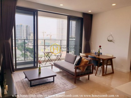 Enjoy the peaceful atmosphere with the apartment in The Nassim