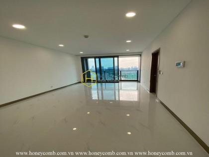 Sunwah Pearl apartment: bright, fresh & clean!