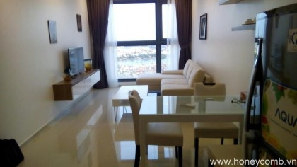 Nice 1 bedroom apartment for rent in Pearl Plaza, high floor