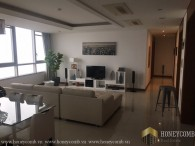 Xi Riverview apartment for rent, full furniture, cheap, beautiful view