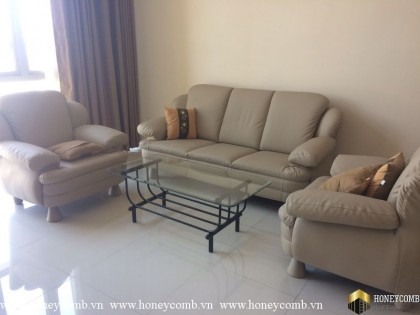 3 bedrooms apartment on low floor for rent in The Vista