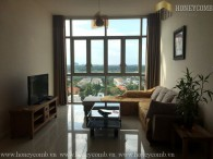 Two beds apartment low floor in The Vista for rent