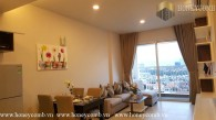 Two beds apartment luxury design in Tropic Garden for rent