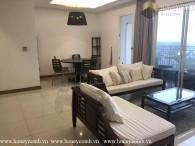 Good price 3-bedrooms apartment low floor in Xi Riverview for rent