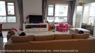 Good price 3-bedroom apartment in Xi Riverview Palace for rent