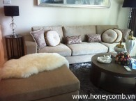 Nice furnished with 3 bedrooms apartment in The Vista