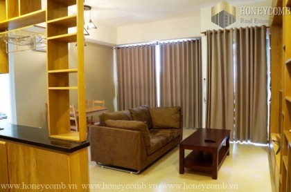 Good price! 2 beds apartment with high floor for rent