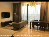 The Nassim Thao Dien 2 bedroom apartment with river view