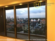 Unfurnished 3 bedroom apartment in The Nassim Thao Dien