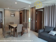 Elegant with 3 bedroom apartment in Vinhomes Central Park for rent