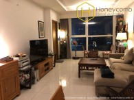 Good furniture with 2 bedroom apartment in Thao Dien Pearl for rent