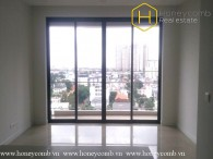 Unfurnished 2 bedroom apartment in The Nassim Thao Dien