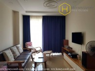 Highly-elegant and luxurious 2 bedrooms apartment in Tropic Garden