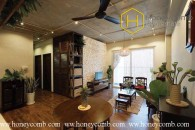2 bedrooms with new style, fully furnished in Tropic Garden