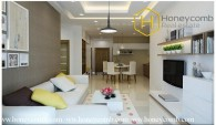 2 bedrooms for rent with brand new furniture in Tropic Garden