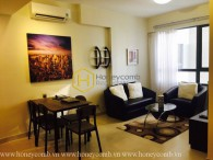 Beautiful apartment for rent with 2 bedrooms in Masteri Thao Dien