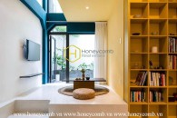 RARELY AVAILABLE! Aesthetic service apartment with the coolest design in District 2